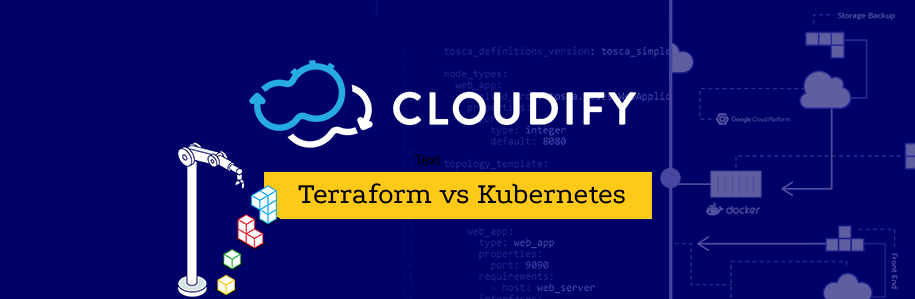 terraform vs kubernetes
